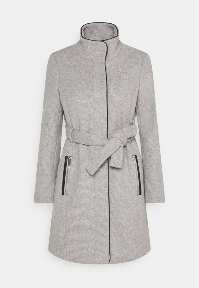 ONLMICHIGAN COAT - Classic coat - light grey melange