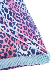 Next - COBALT ANIMAL PRINT DRAWSTRING BAG - Drawstring sports bag - pink - 2