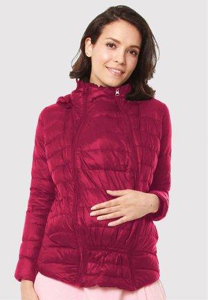 Down jacket - magenta