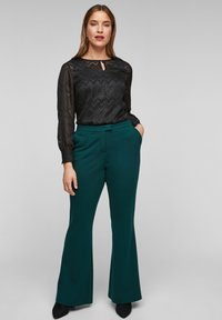 Triangle - Trousers - dark green - 1