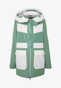 LAROSA - Snowboard jacket - green