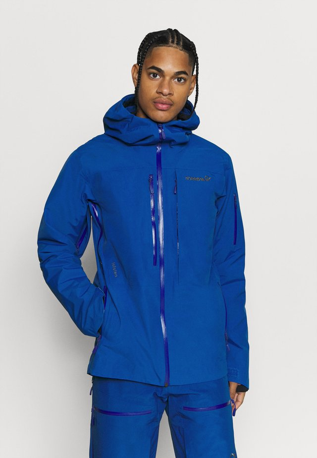 LOFOTEN - Ski jacket - blue