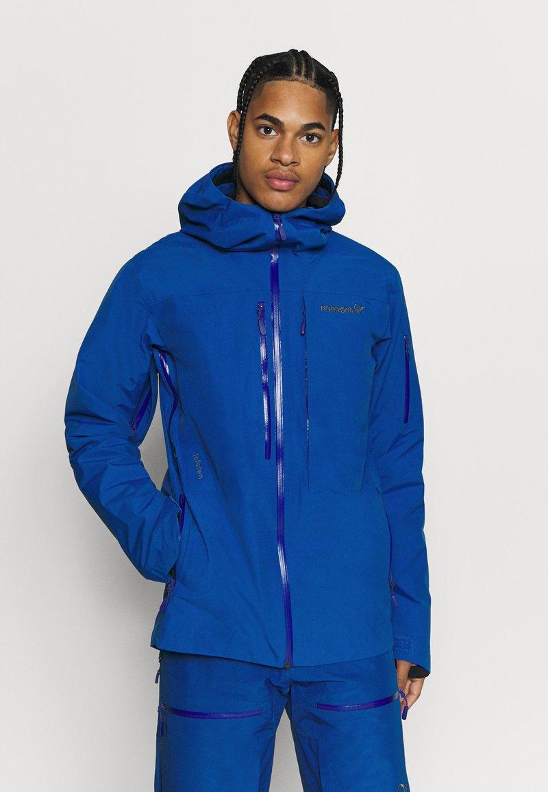 Norrøna - LOFOTEN - Ski jacket - blue