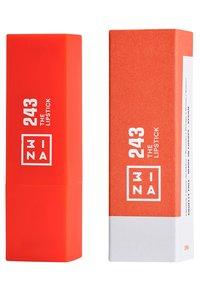 3ina - THE LIPSTICK - Lipstick - 243 shiny coral red - 1