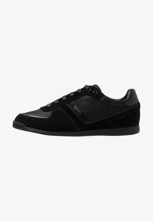 GLAZE - Sneakers basse - black