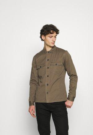 FIREBASE SHIRT - Shirt - woodland brown