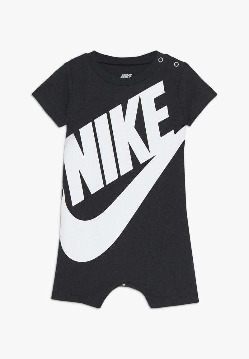 Nike Sportswear - FUTURA ROMPER BABY - Kombinezon - black