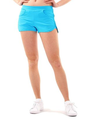 Sports shorts - türkis