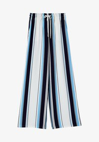 LIU JO - Trousers - stripes/blue - 4