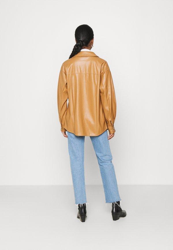 EDITED MILES BLOUSE - Koszula - beige/beżowy NCFK