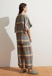 OYSHO - Trousers - multi-coloured - 2