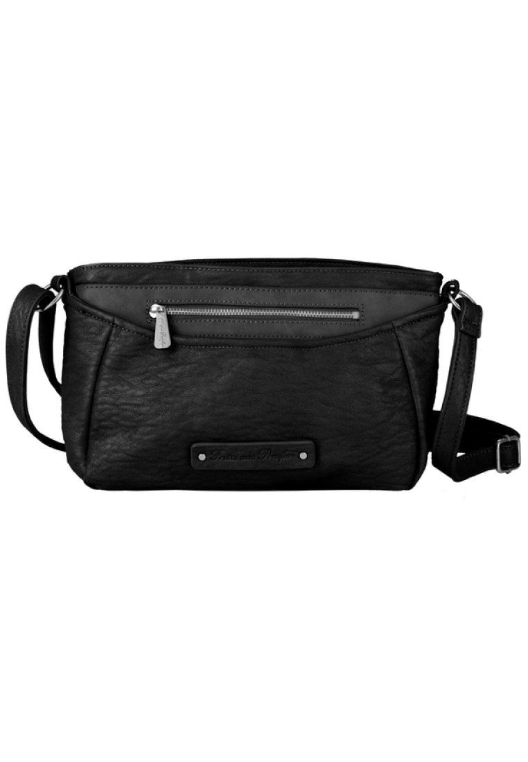 Damen EUREKA - Handtasche - black