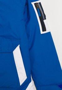 Columbia - CHALLENGER - Outdoorová bunda - bright indigo/white/coll navy - 2