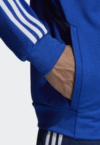 adidas Performance - TIRO 19 CLIMALITE TRACKSUIT - Veste de survêtement - blue - 4