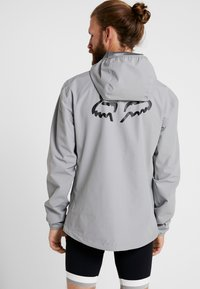 Fox Racing - RANGER WATER JACKET - Waterproof jacket - grey - 2