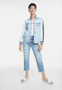 Desigual - COURI - Denim jacket - blue