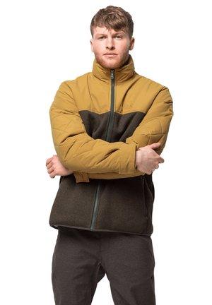 Winter jacket - brownstone