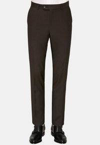 Carl Gross - Suit trousers - brown - 0