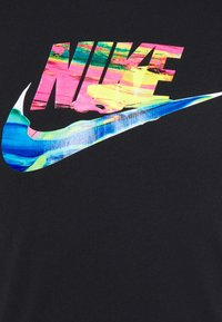 Nike Sportswear - TEE SPRING BREAK - Print T-shirt - black - 5