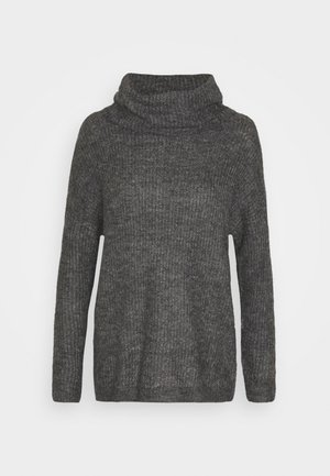 ONLMIRNA - Pullover - dark grey melange