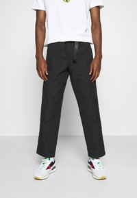 Levi's® - STAY LOOSE CLIMBER  - Broek - jet black - 0