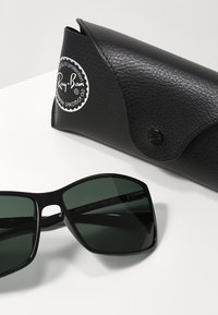 Ray-Ban - Sunglasses - black/green - 3