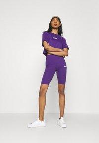 Ellesse - YARRA - Shorts - dark purple - 1