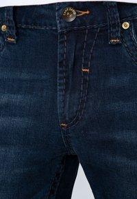 Camp David - Straight leg jeans - blue black vintage - 3