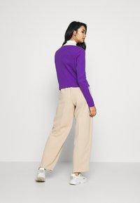 Monki - MATHILDA - Vest - lilac - 2