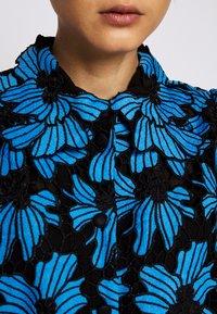 Hofmann Copenhagen - BARBARA - Shirt dress - pacific blue - 6