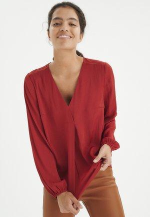 RINDAL  - Camicetta - true red