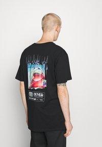 Blood Brother - TURNPIKE TEE - Print T-shirt - black - 2