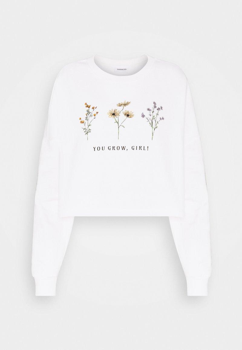 Even&Odd Tall - Sweatshirt - offwhite