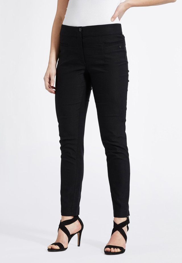 MILLA  - Trousers - black