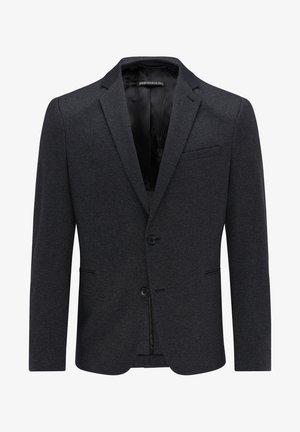 HURLEY - Blazer jacket - blue