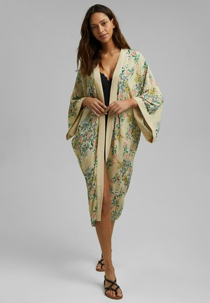 Dressing gown - sand