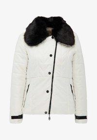 usha - Winter jacket - wool white - 4