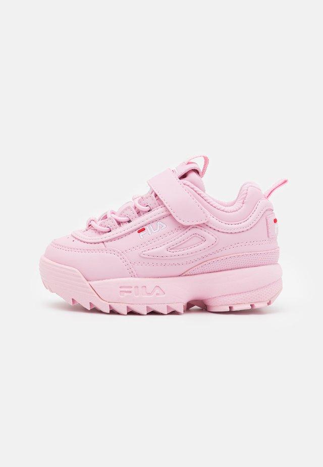 DISRUPTOR INFANTS - Sneakersy niskie - pink mist
