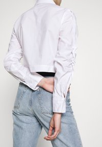 Mossman - NEVER ENOUGH - Button-down blouse - white - 3