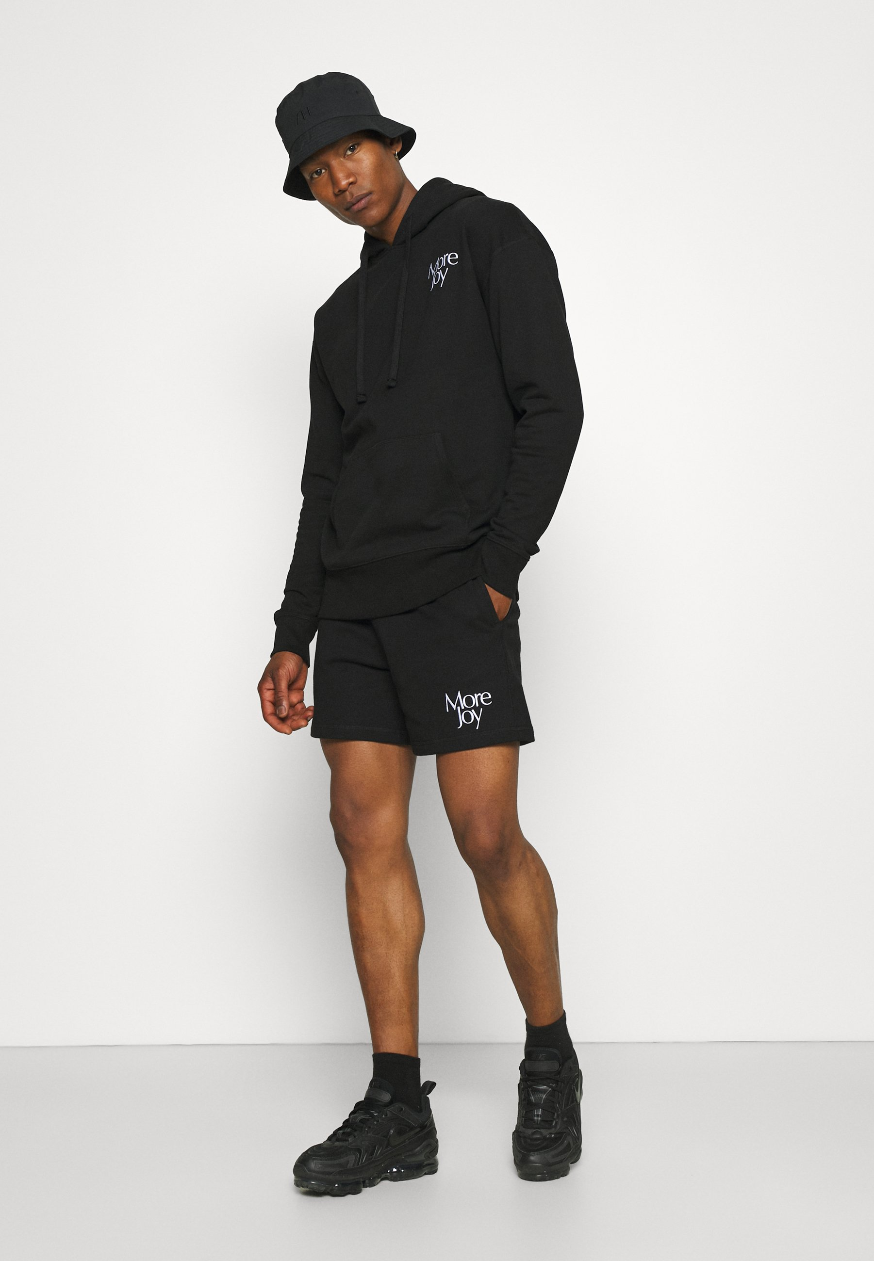 Homme MORE JOY EMBROIDERED CLASSIC HOODY UNISEX - Sweat à capuche