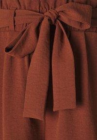 ONLY - ONLLAVENDER PAPERBAG - Shorts - arabian spice - 5