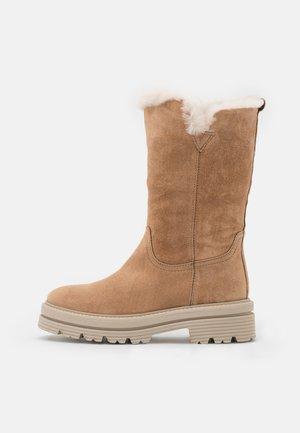 OSLO - Winter boots - canela
