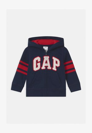 GARCH  - Zip-up hoodie - navy uniform