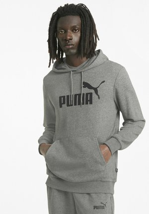 Collegepaita - medium gray heather
