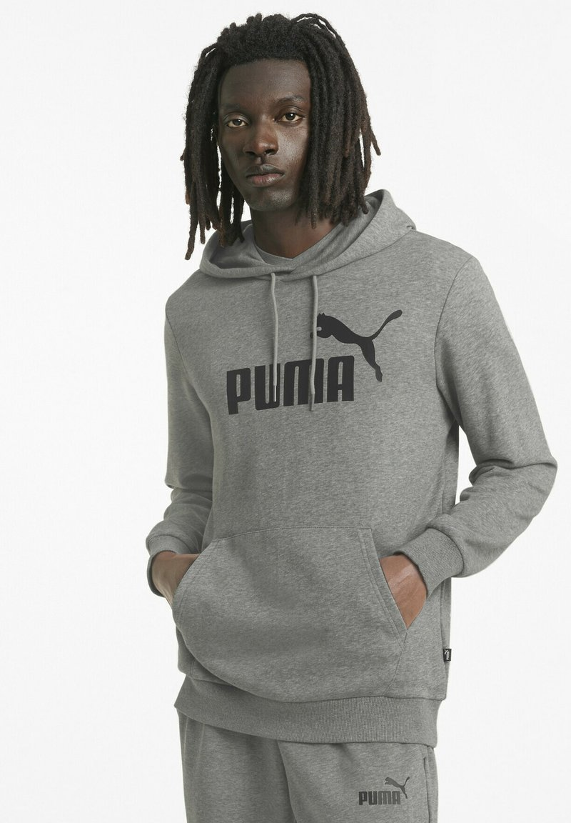 Puma - Felpa - medium gray heather