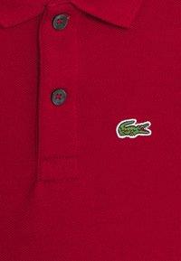 Lacoste - BABY LANGARM UNISEX - Polo shirt - alizarin - 2