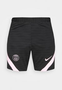 Nike Performance - PARIS ST GERMAIN SHORT AWAY - Club wear - black/arctic punch - 3
