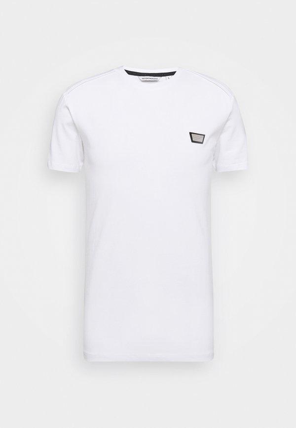 Antony Morato SUPER SLIM FIT - T-shirt basic - white/biały Odzież Męska DXVD