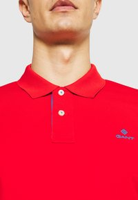 GANT - RUGGER - Polo shirt - lava red - 6
