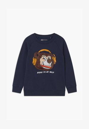 SMALL BOYS  - Sweatshirt - navy blazer